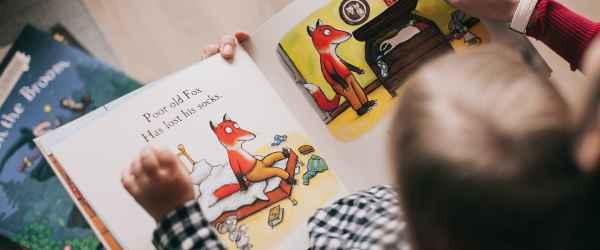 Buch vorlesen